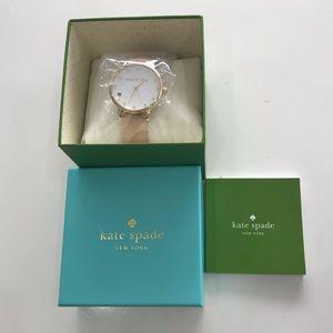 Kate spade ♠️,women's watch,ofleatherstrap,KSW1245